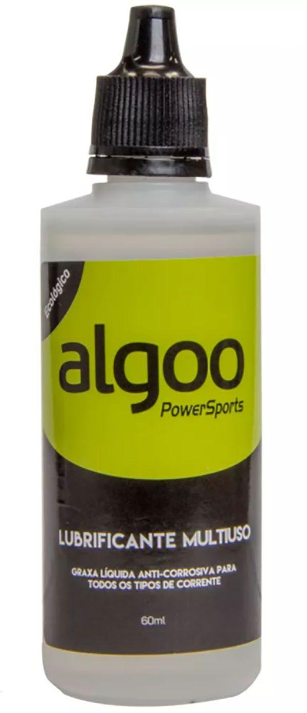 Lubrificante Algoo - Multiuso Biodegradável - 60 ml