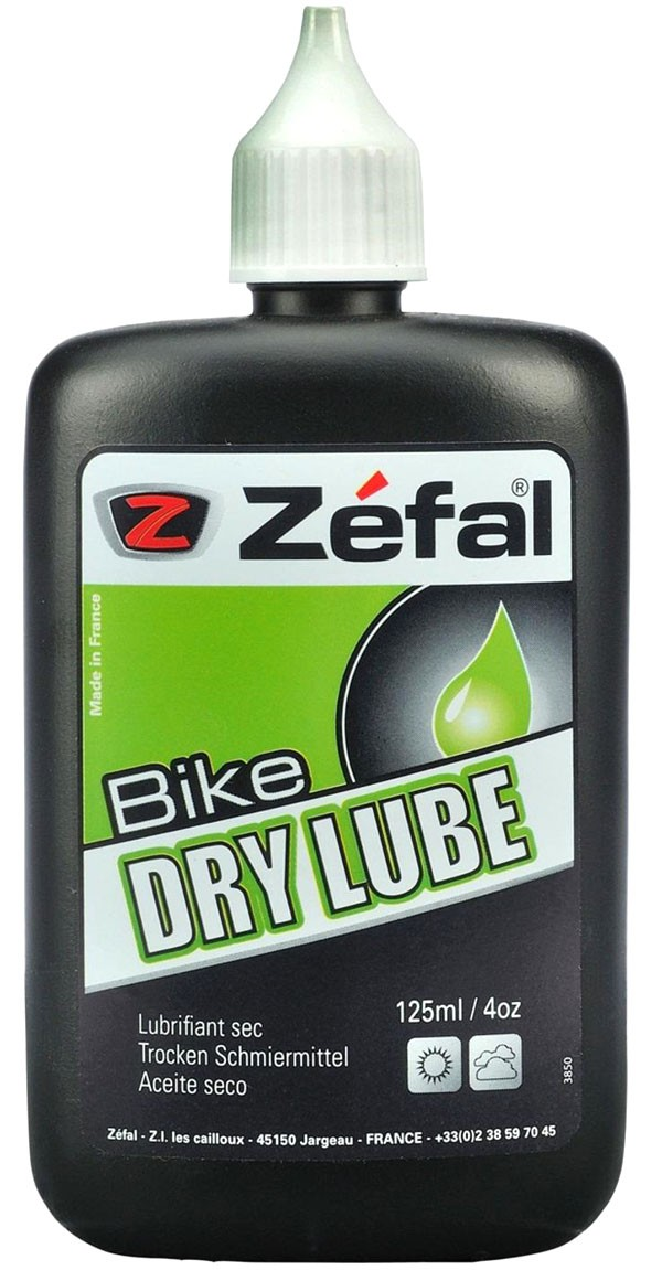 Lubrificante Zéfal - Dry Lube Seco - 125 ml