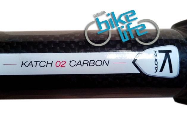 Mesa Kuota - Katch 02 Carbon - 31.8 x 110 mm