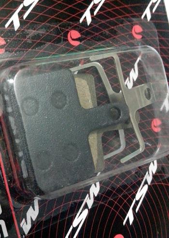 Pastilha TSW - RM-10 - Semi-metálica