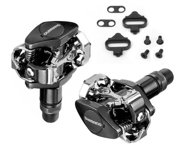 Pedal Shimano - M505 - MTB