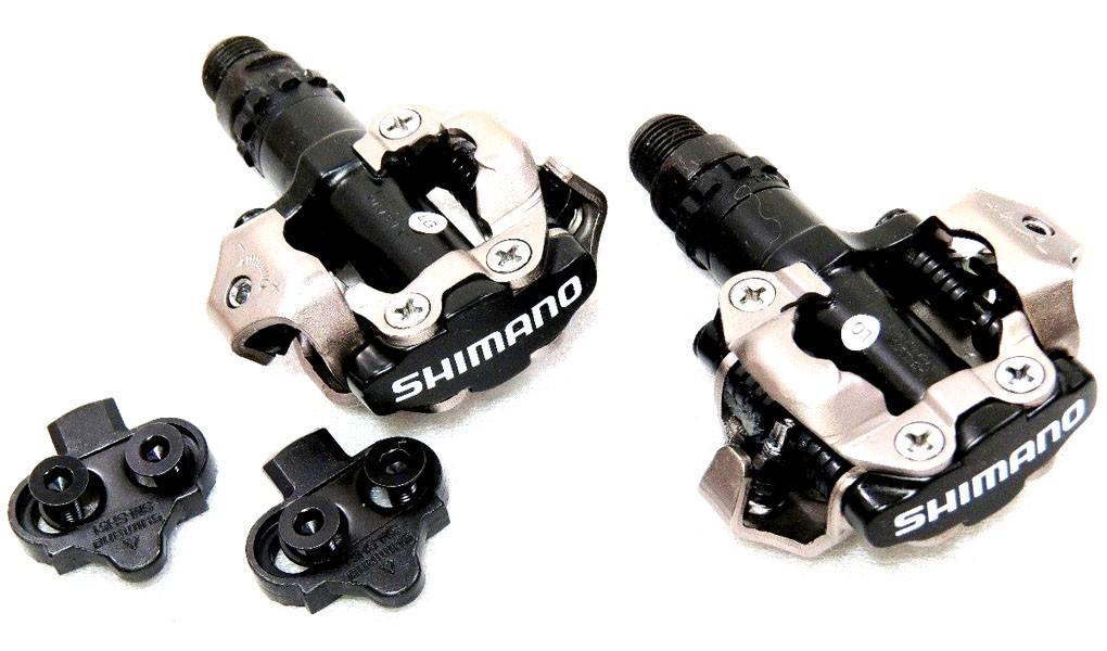 Pedal Shimano - M520 - MTB