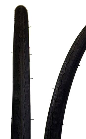 Pneu Pirelli - Tornado Alfa - 700 x 25 - Arame