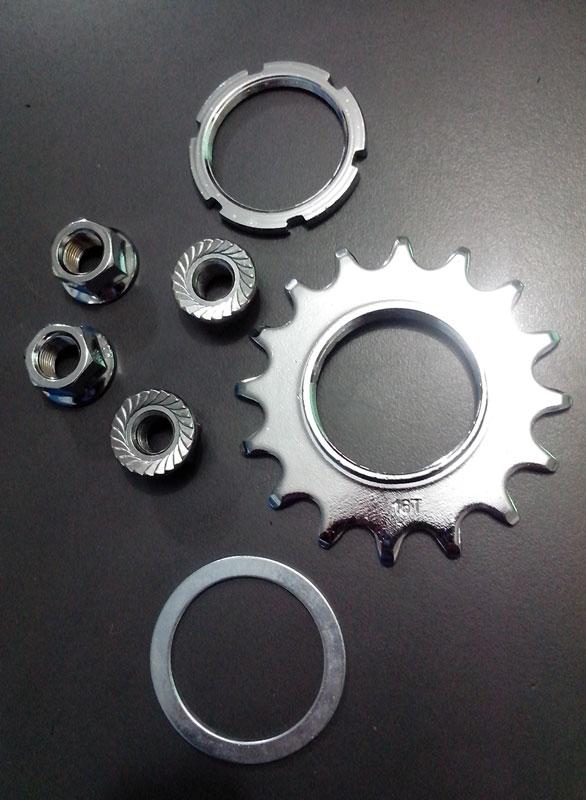 Roda Vuelta - Zero Lite Comp Track - 700c - Fixa