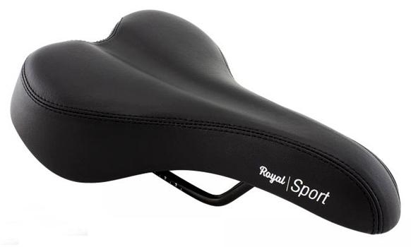 Selim Selle Royal Sport - Preto