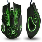 Mouse Gamer 2400dpi Estone X9