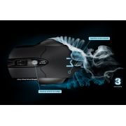 Mouse Gamer Warrior Multilaser 3200dpi MO191
