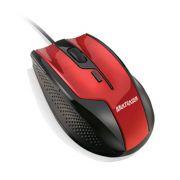Mouse Óptico Usb Gamer Multilaser 6 botões 2400dpi MO149