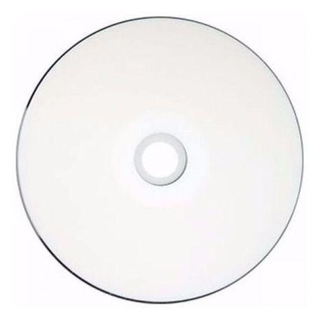 50 Mídia Virgem Dvd-r Maketech Printable 4.7gb 120min