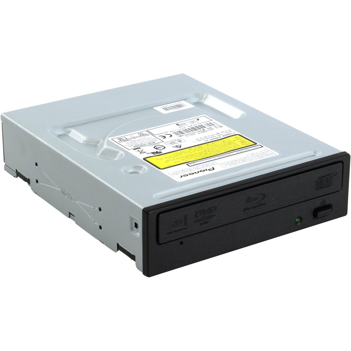 Gravador BDR DVD CD Pioneer BDR-209DBK
