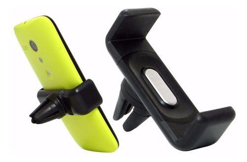 Suporte Celular Saída de Ar carro veicular Universal Smartphone Gps