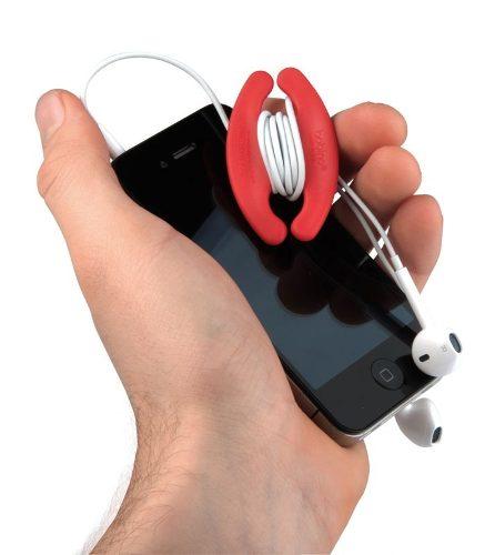 Organizador Para Fones De Ouvido Tamanho Pequeno - Bobino