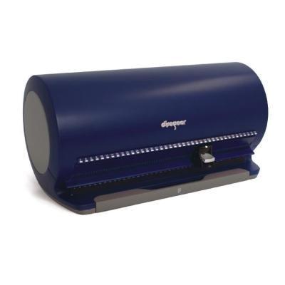 Porta Cd Dvd Discgear Organizador P/ 80 Cds Selector 80s Azul 341005