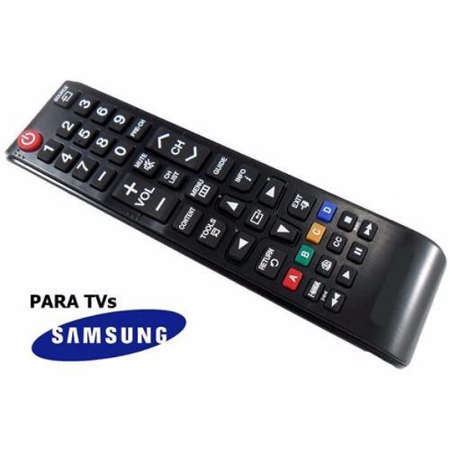 Controle Remoto Universal P/ Tv Samsung Lcd Led Modelo 605a