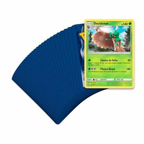 Pokémon Starter Deck Sombra Florestal Sol E Lua