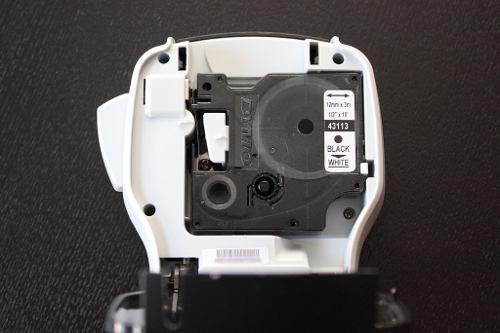 Rotulador Eletrônico Label Manager Lm160p Etiquetadora Profissional Dymo