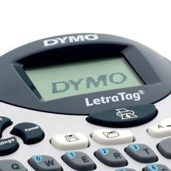 Rotulador Eletrônico Letratag Lt100t Etiquetadora Dymo