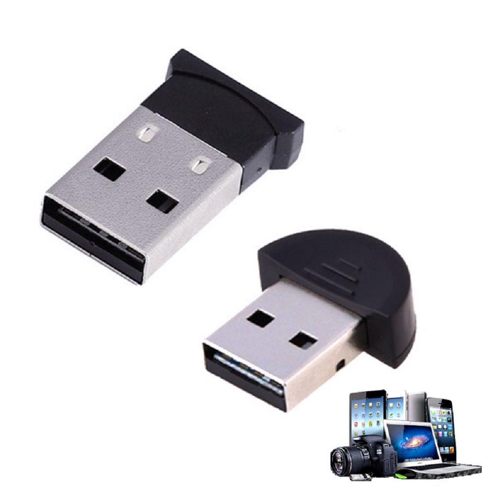 Adaptador Bluetooth Mini Conector Usb 2.0 Compacto