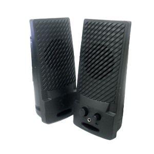 Caixa De Som 1w Rms 2.0 USB - Preto Multilaser SP044