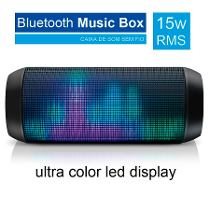 Caixa De Som Multilaser Bluetooth Music Box - Sp192