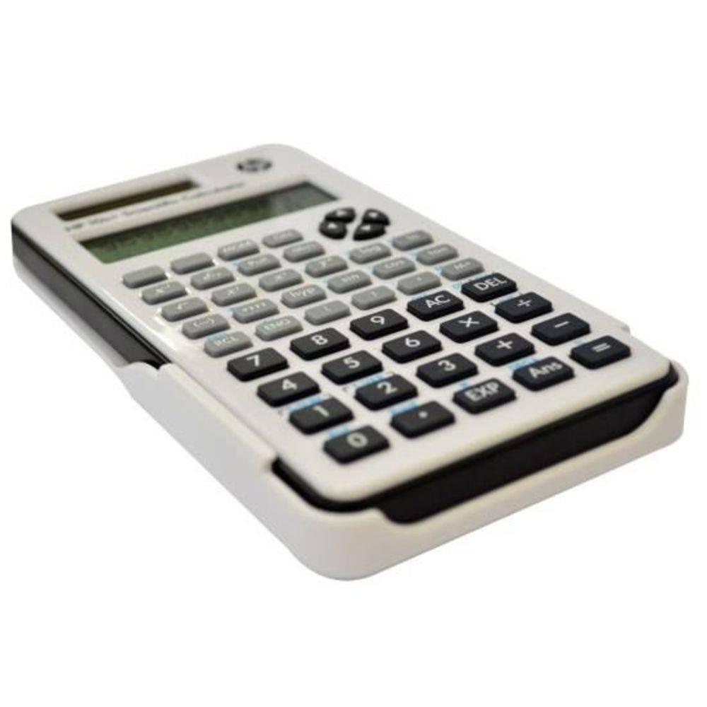 Calculadora Cientifica HP 10s  / 240 Funções Memória 9 Registros Lógica Algébrica