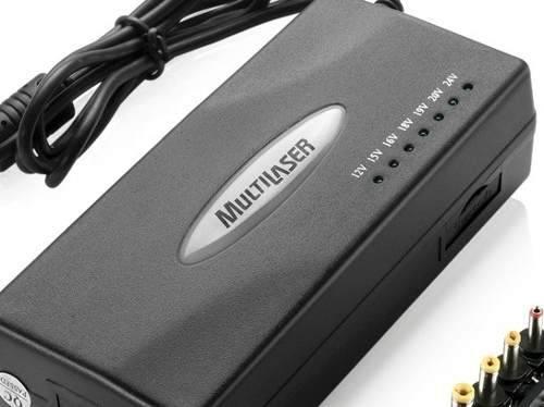 Carregador Universal Para Notebook 90W - Multilaser CB007