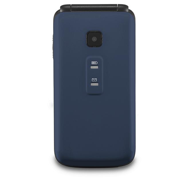 Celular De Flip Vita Multilaser Dual Chip Mp3 Azul P9020