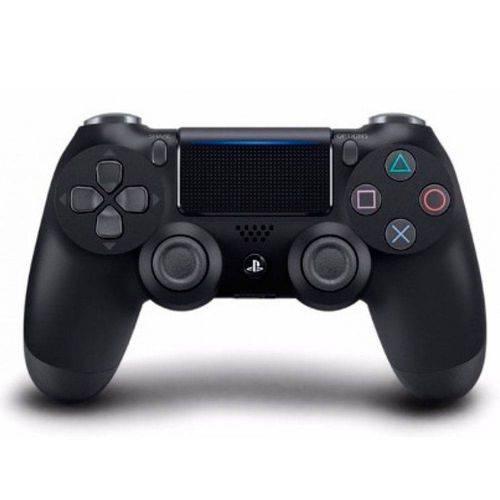 Controle Sony Playstation 4 Dualshock Original Preto