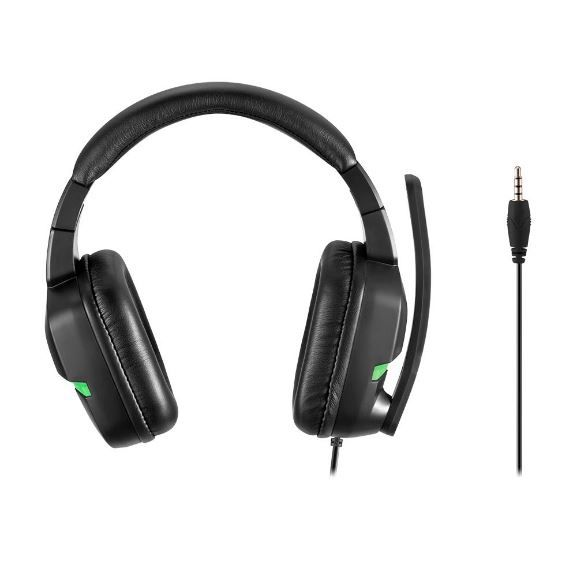 Fone de Ouvido Headset Gamer Askari P2 Xbox Verde Warrior Multilaser PH291