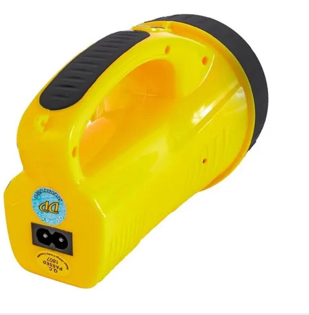 Lanterna Holofote Dp1706 Supe 19 Leds Bivolt Recarregavel