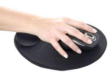 Mouse Pad Ergonômico Gel C/ Apoio Punho Multilaser - Ac021