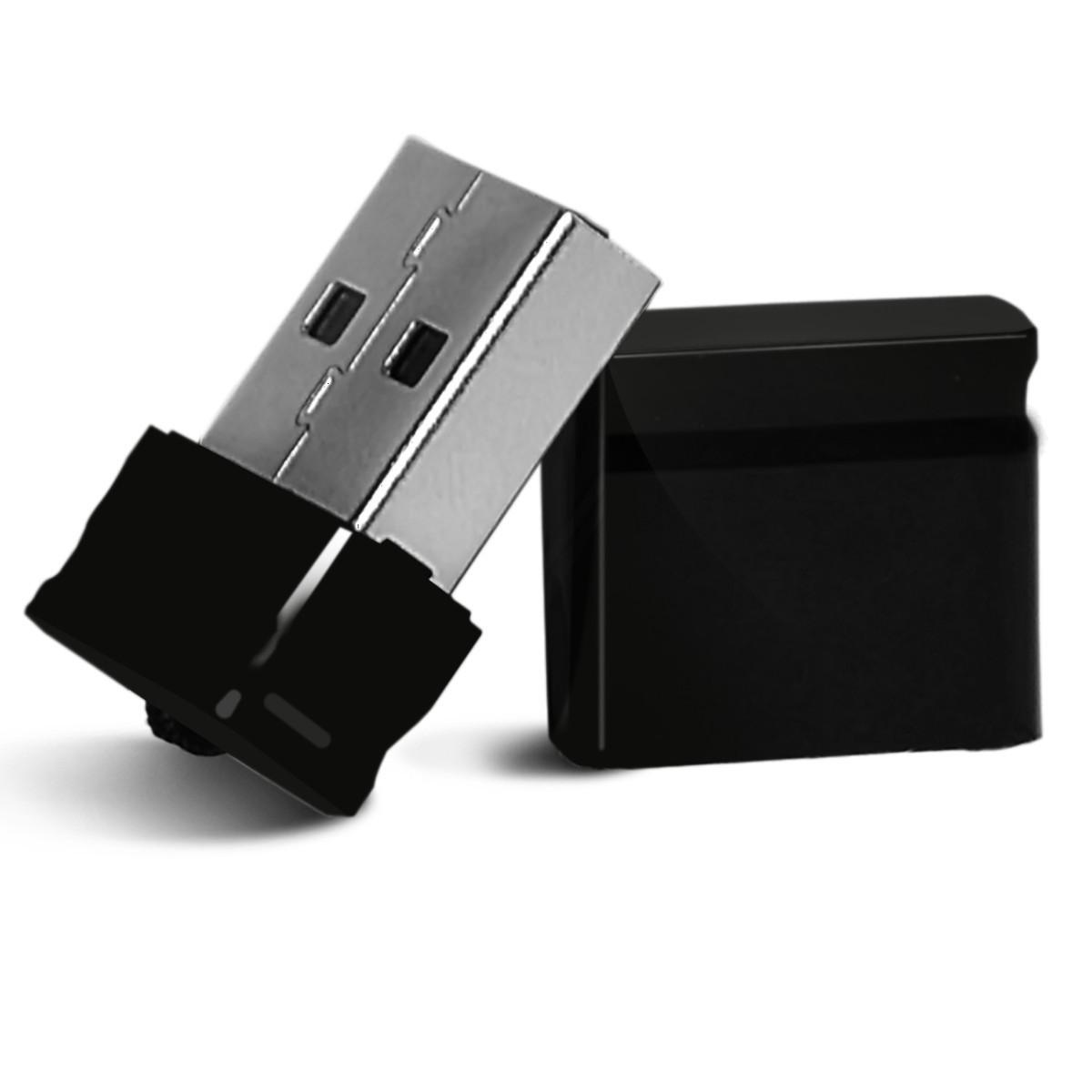 PENDRIVE NANO 32GB PRETO MULTILASER PD055
