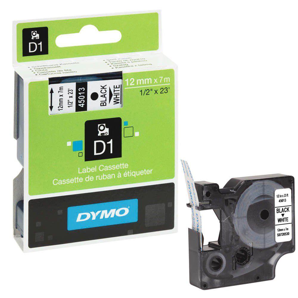 Rotulador Eletrônico Lm210d Dymo +1 Fonte Energia C/ 2 Fitas