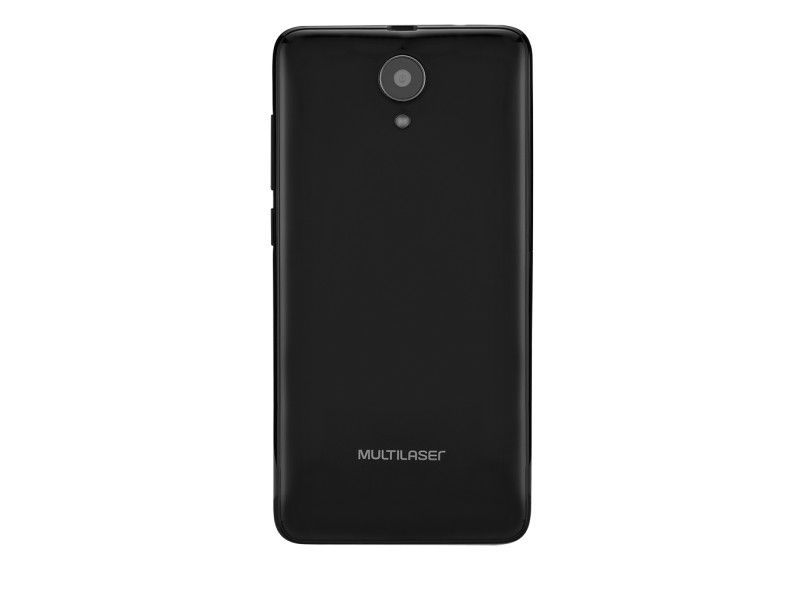 Smartphone Multilaser MS45 4G, 8GB 8MP Dual Chip Preto P9062