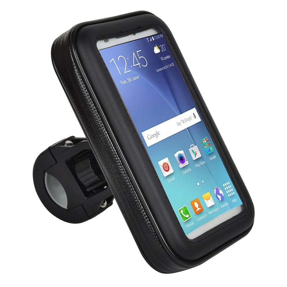 SUPORTE DE GUIDAO P/ SMARTPHONE ATE 5.5 MULTILASER BI095