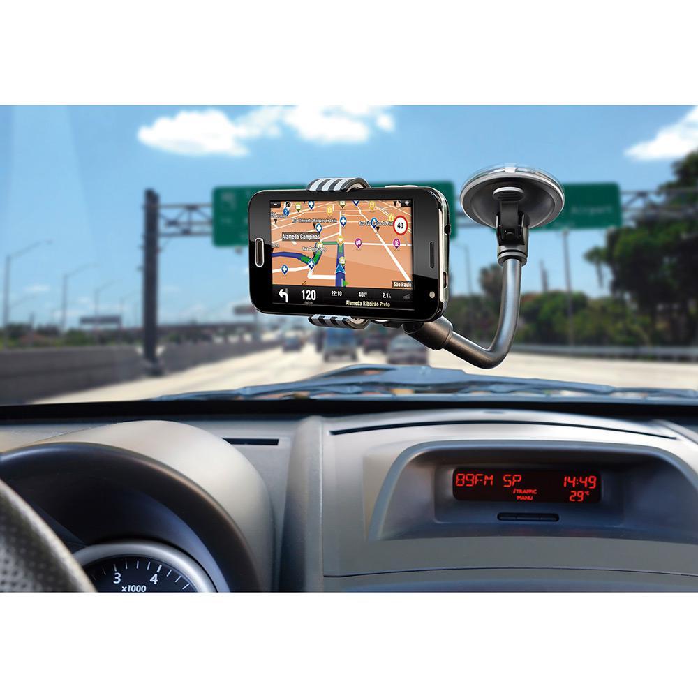Suporte Universal Para Smartphone E GPS - Ac179 Multilaser