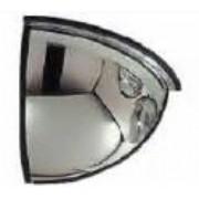 Espelho Convexo Esférico 1/8 bola 90º