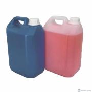 Bombona plástica natural 5 litros com tampa fixa (TF) - 25 Unidades