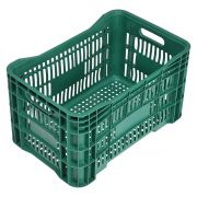 Caixa plástica vazada supermercado 46 Litros.