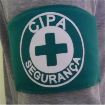 Braçadeira para membros da CIPA