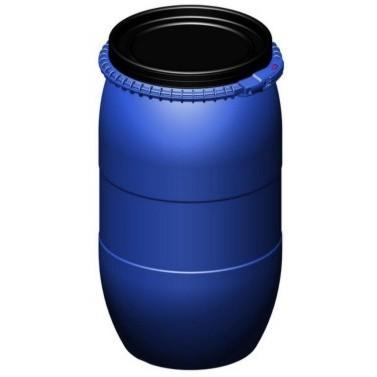 Bombona plástica com tampa removível 100 litros