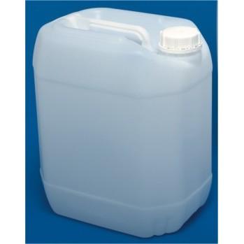Bombona plástica com alça e tampa fixa 30 litros