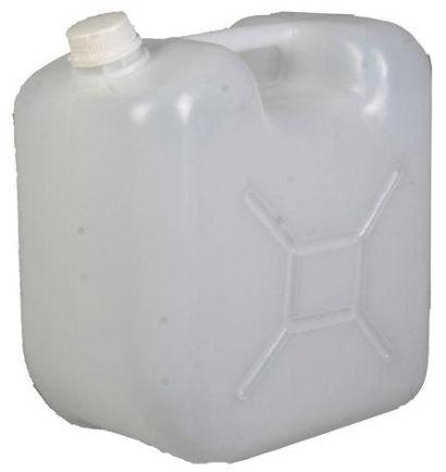 Bombona plástica com tampa fixa 10 litros