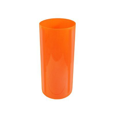 Cesto plástico redondo 50 Litros para coleta seletiva
