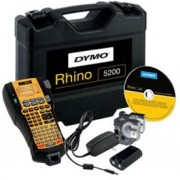 """1756589""""KIT Rotulador RhinoPro 5200(utiliza fitas de 9mm/12mm/19mm) e Maleta."""