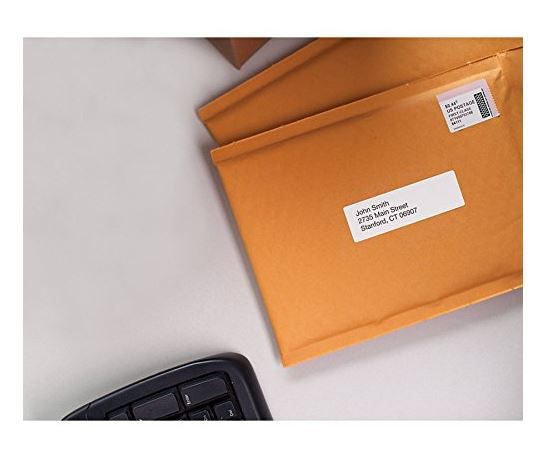 Etiqueta p/ impres.térmica 2,8x8,9cm (rl c/350un)