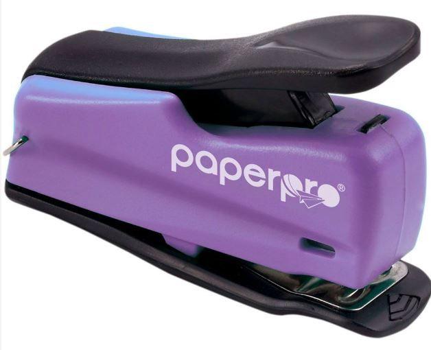 Grampeador Compacto de pressão PaperPro NANO c/ chaveiro (cp 2-12fls)