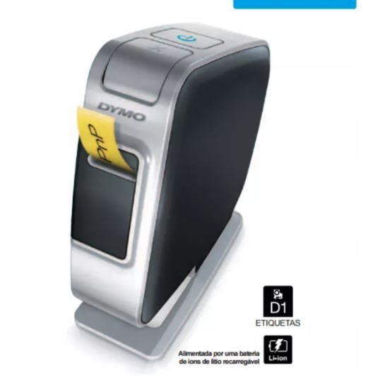 Impressora Térmica Para Etiquetas Label Manager PnP 1806588 - Dymo