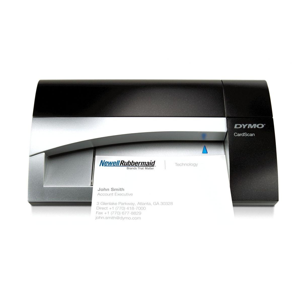 Scanner p/cartão de visita color CardScan Executive