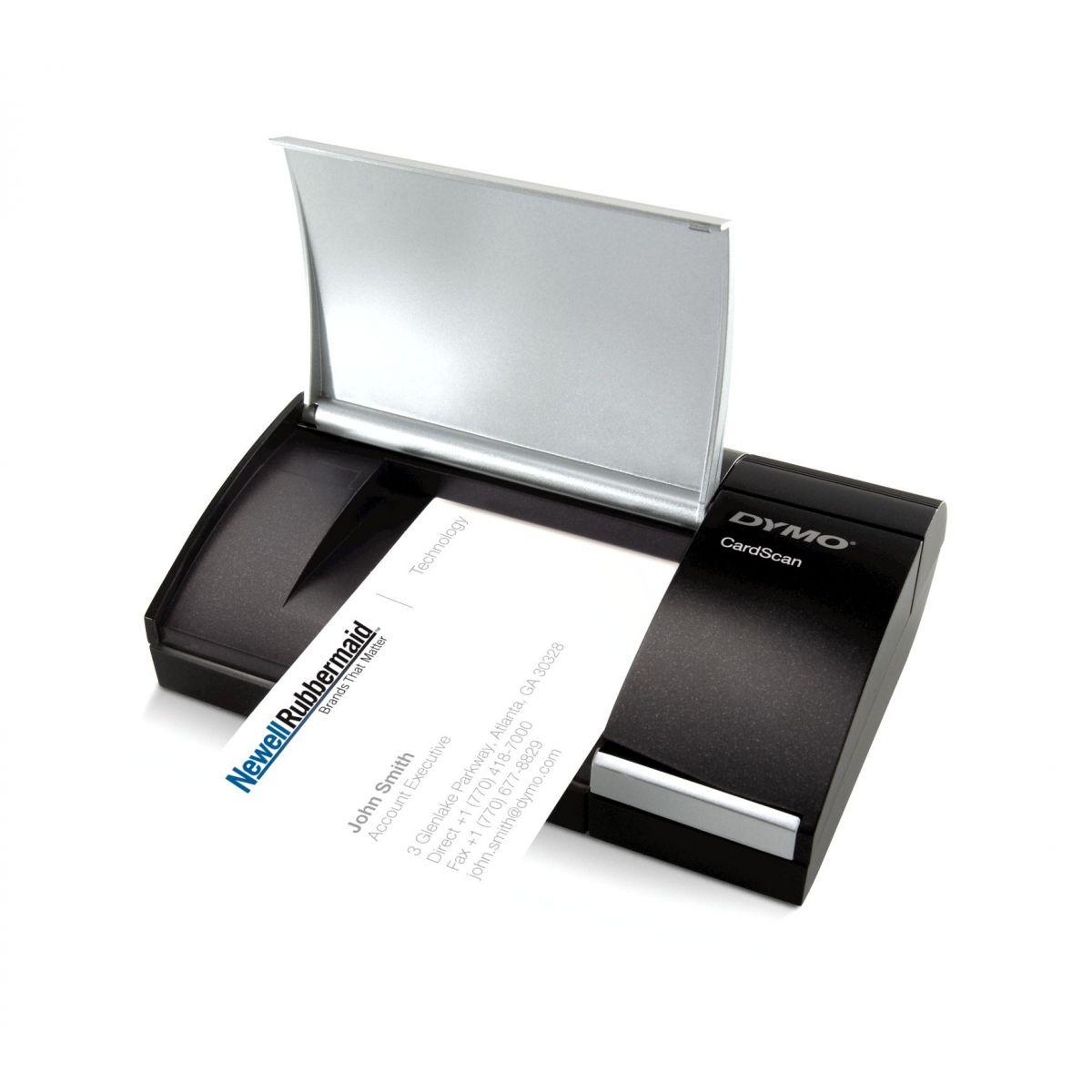 Scanner p/cartão de visita mono CardScan Personal